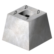 Фундаменты колонн
